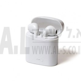 אוזניות APPLE STYLE BLUETOOTH