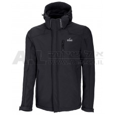 מעיל שחור BAYRON SOFTSHELL  - OUTDOOR